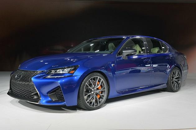 【北米国際自動車ショー2015】レクサス最新のFモデル「GS F」を現地からレポート!