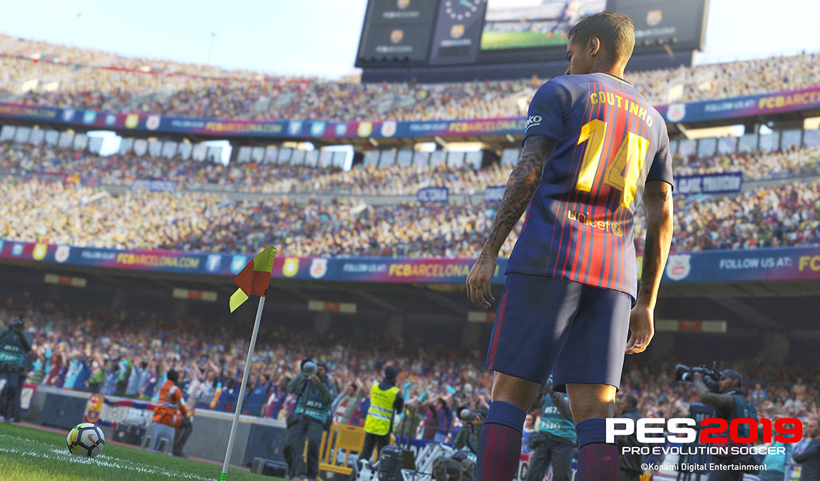 PES 2019' hits PC, PS4 and Xbox One on August 28th