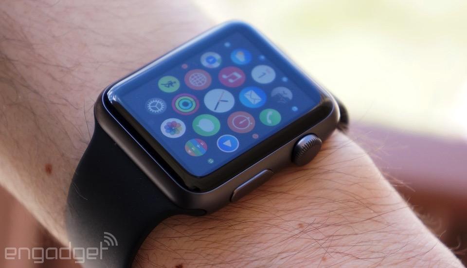 apple watch 破解