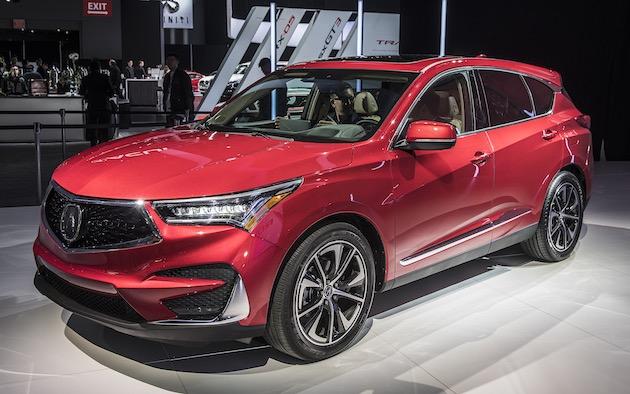 【NYオートショー2018】アキュラ、新型「RDX」の市販モデルを公開! VTECターボ・エンジンとSH-AWDを搭載