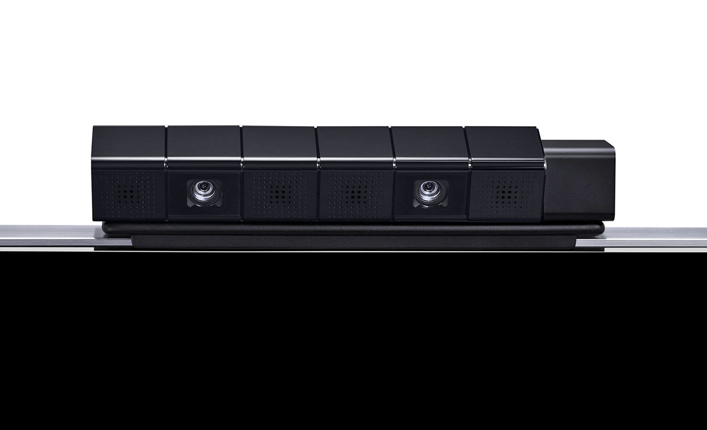 The playstation 4 revisited small improvements for a solid system next we have the playstation camera an accessory that has been mostly forgotten by game developers like the touchpad speaker and color changing lightbar aloadofball Choice Image
