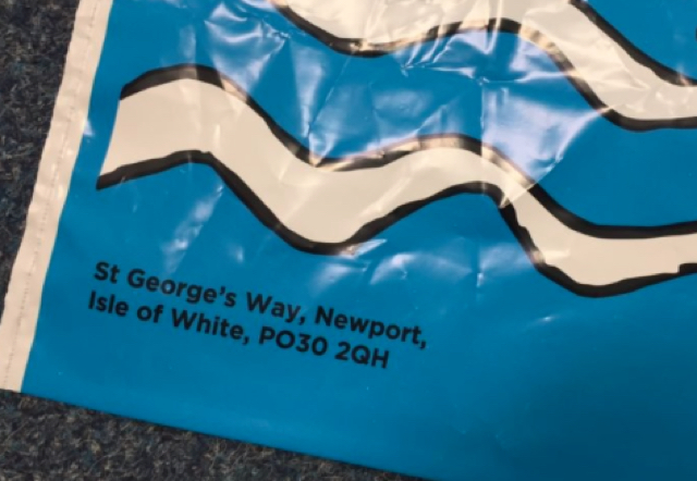 Asda makes 'Isle of White' spelling mistake on opening day