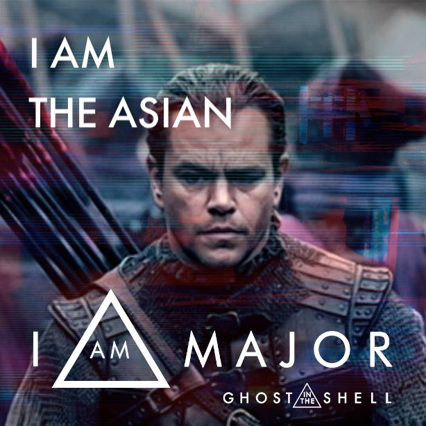 The Internet Hijacked A 'Ghost In The Shell' Viral Marketing Campaign To Protest Its