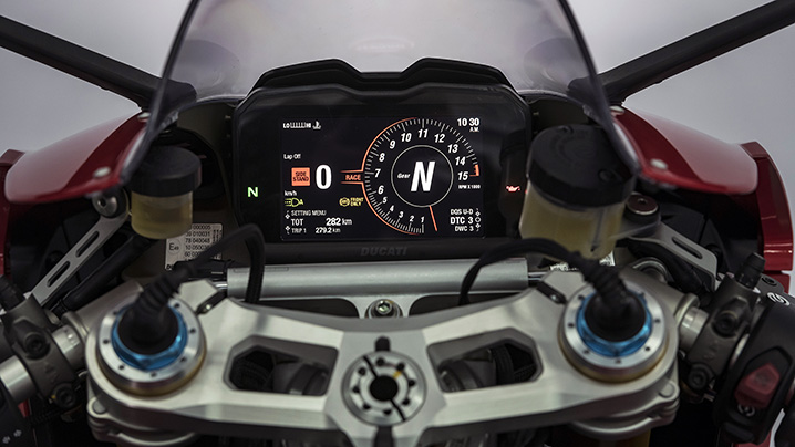 Ducati Panigale S Review