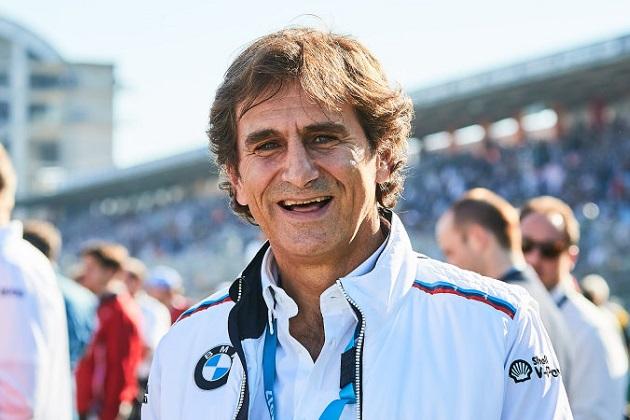 両足切断のレーシング・ドライバー、アレッサンドロ・ザナルディが2019年デイトナ24時間レースにBMWで参戦!