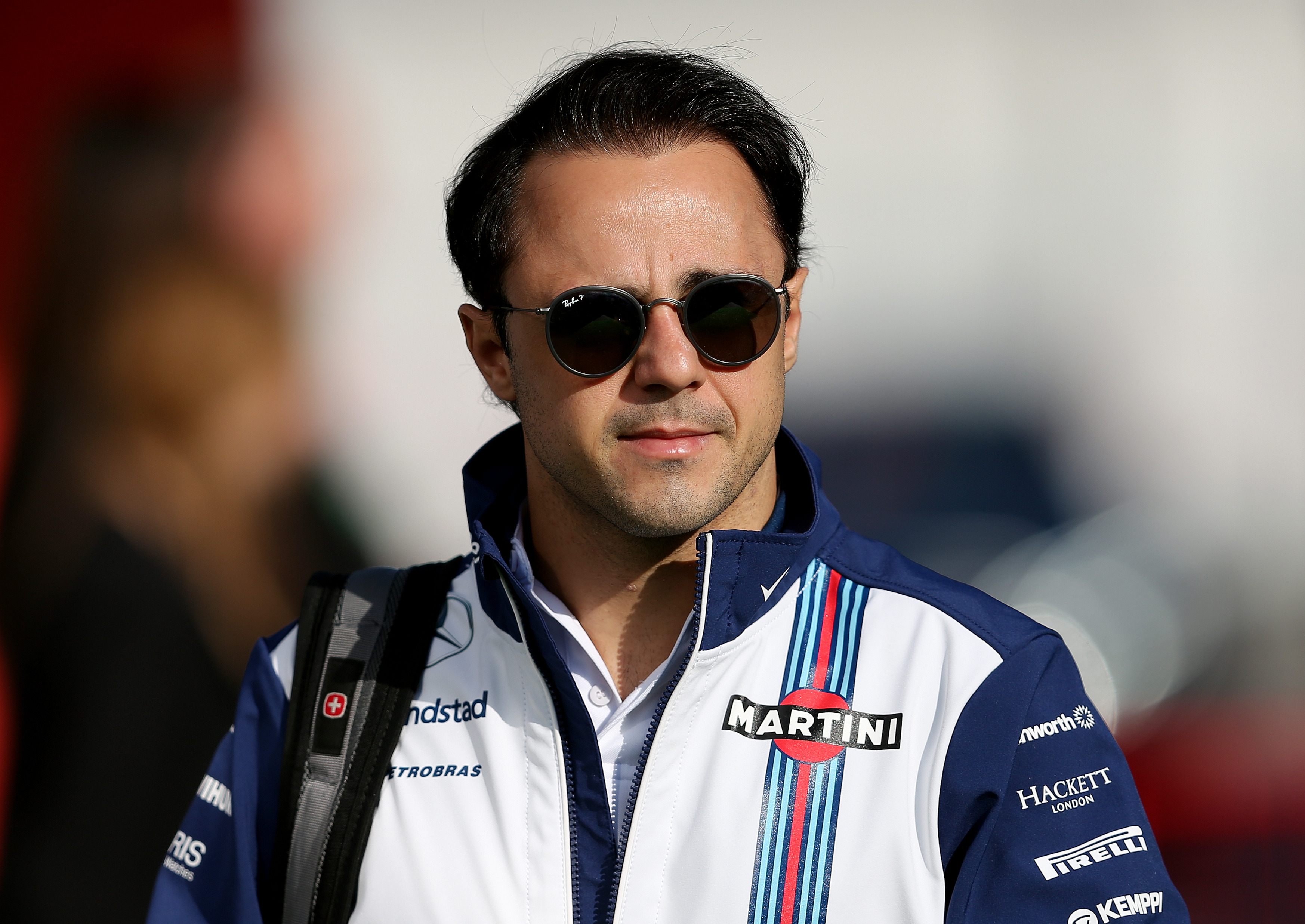 File photo dated 08-05-2015 of Williams Felipe Massa.
