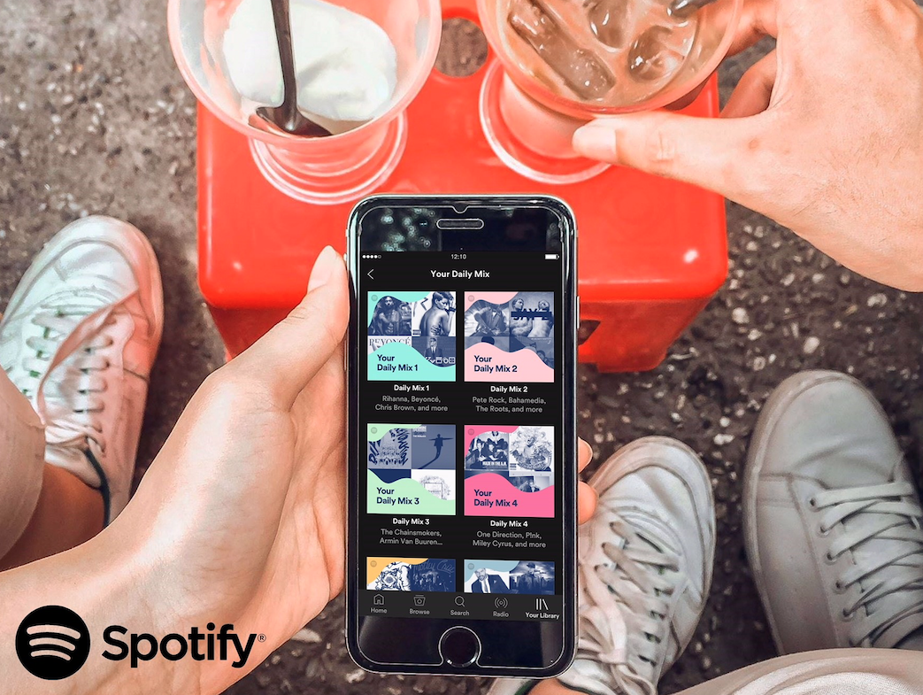 Spotify South Africa: 'The New Home Of