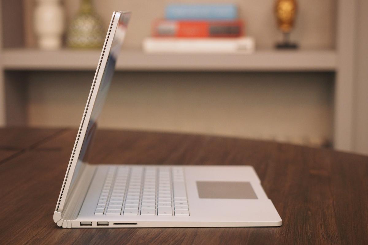 Surface Book 主站評測:雖然不完美,但依然是終極的筆電