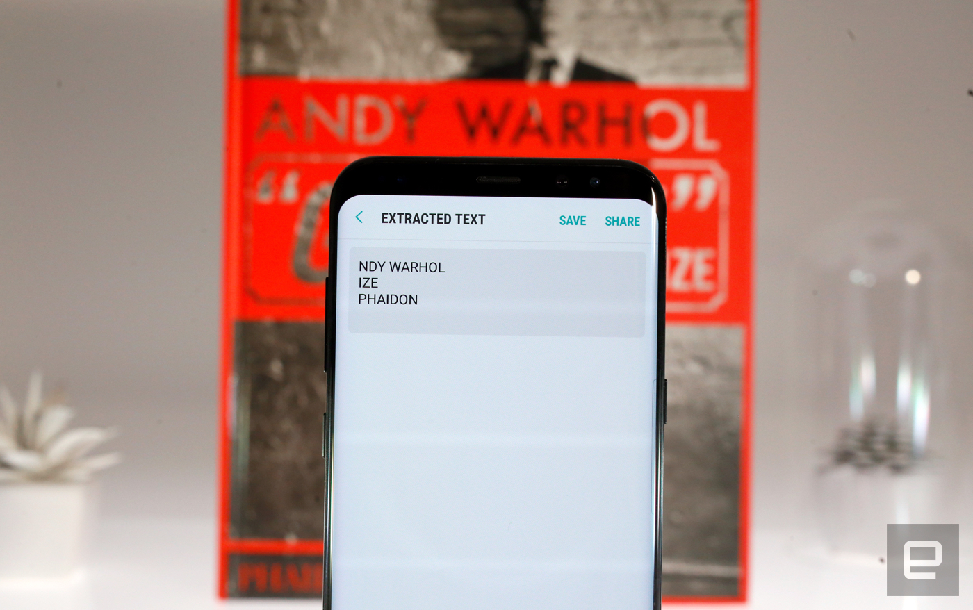 Samsung Galaxy S8 And Plus Review Redemption Is Here Pin Wiring Two 3 Way Motion Detector Switches On Pinterest Its Too Bad The Really Useful Stuff Visual Text Extraction Translation Hit Or Miss Problem With Both That Bixby At