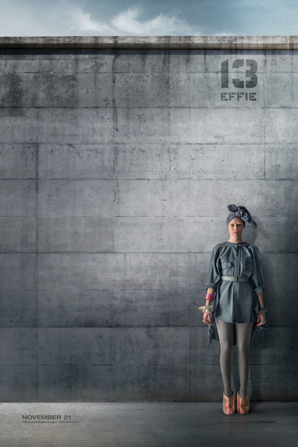 Effie Trinket, Mockingjay, District 13