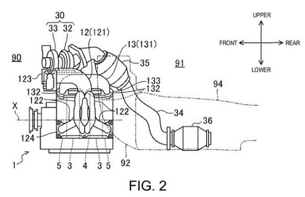 マツダが次世代ロータリー・エンジンの特許を申請