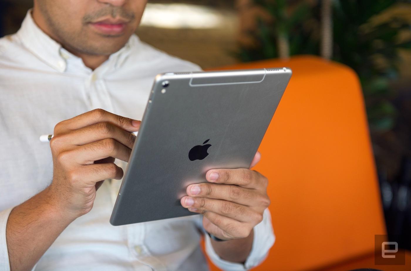 iPad Pro 9.7 review: Apple's best tablet, but it won't replace a laptopsavesharesavesharesavesharesavesharesavesharesaveshareear iconeye icontext filevr
