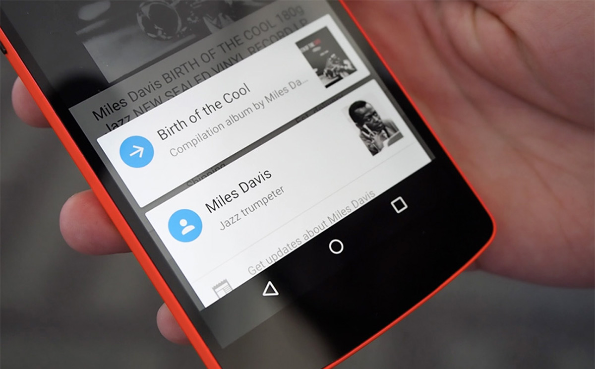 Phone Tap Android Phone google now on tap update helps you take android screenshots