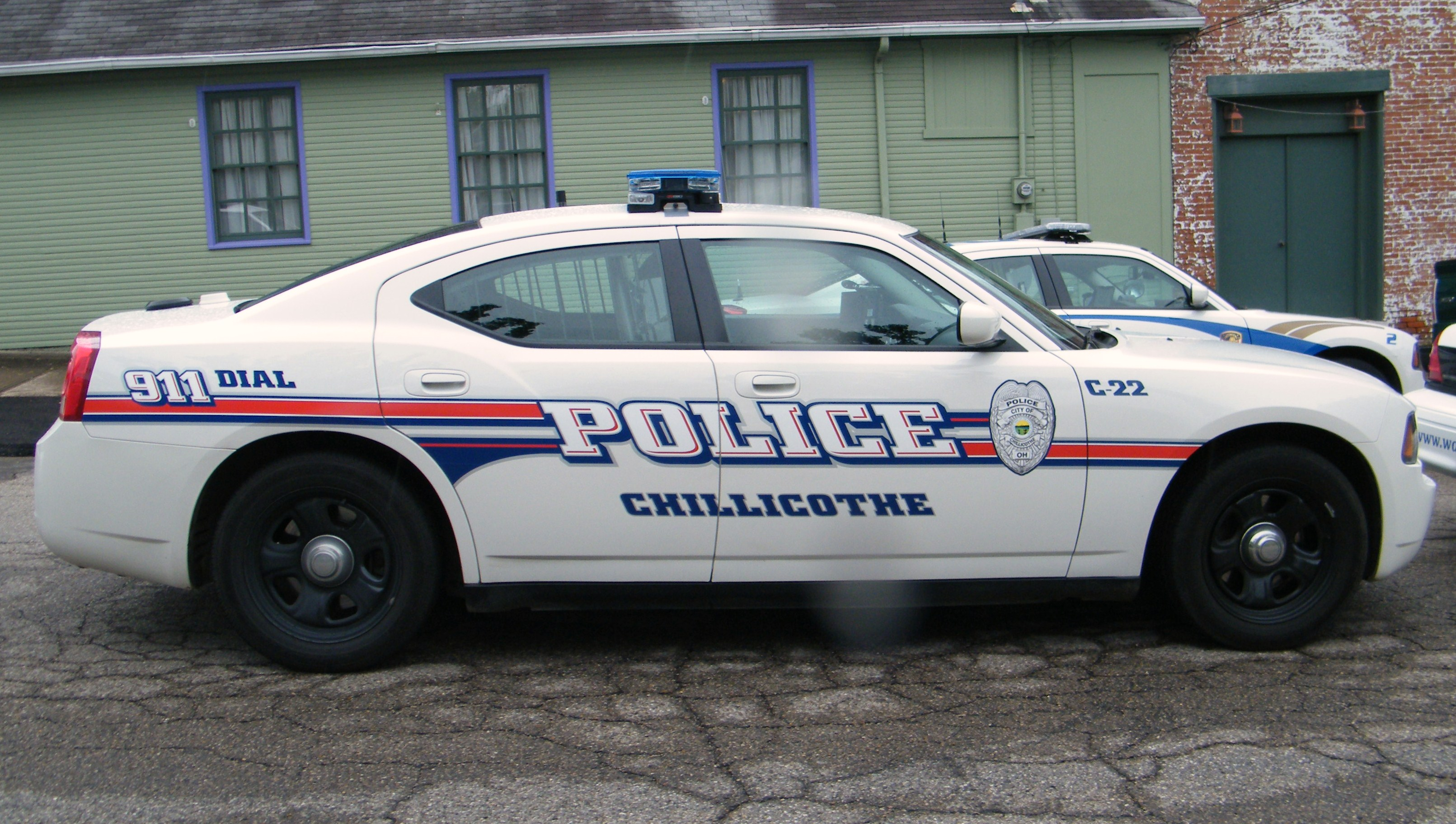 Chillicothe Police Ross Co.Ohio 5-11
