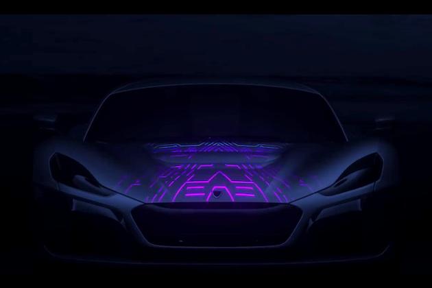 【ビデオ】リマック、ジュネーブで発表する新型電動ハイパーカー「コンセプトツー」のティーザー動画を公開