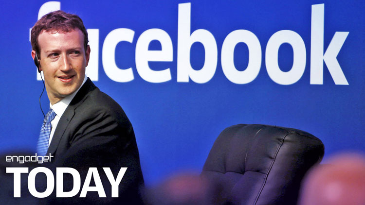 Facebook and Google reportedly knowingly set up anti-Muslim election ads | Engadget Today