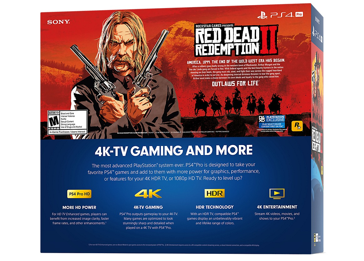 Red Dead Redemption 2 Will Be A Massive 105gb Download