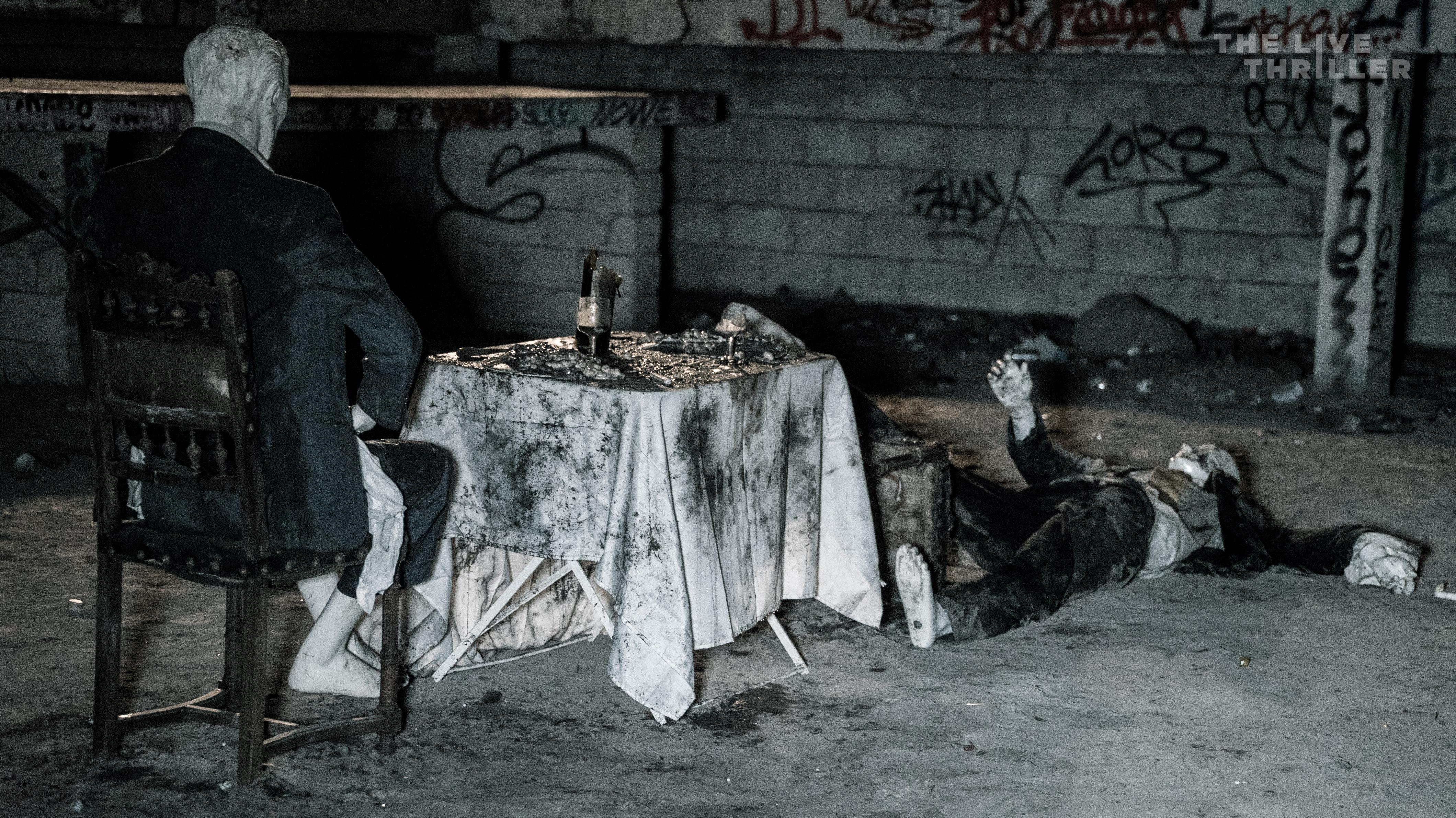 """""""The Live Thriller"""", l'enquête criminelle dont vous êtes le héros en plein Paris"""