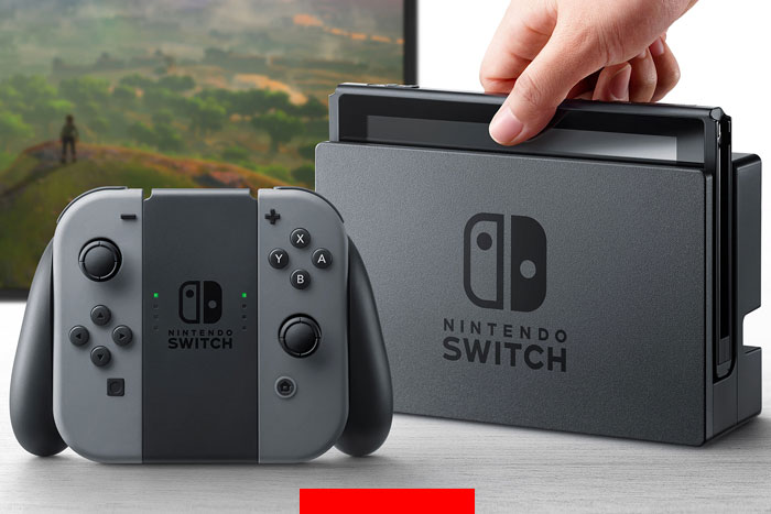 'Switch' is Nintendo's next game console