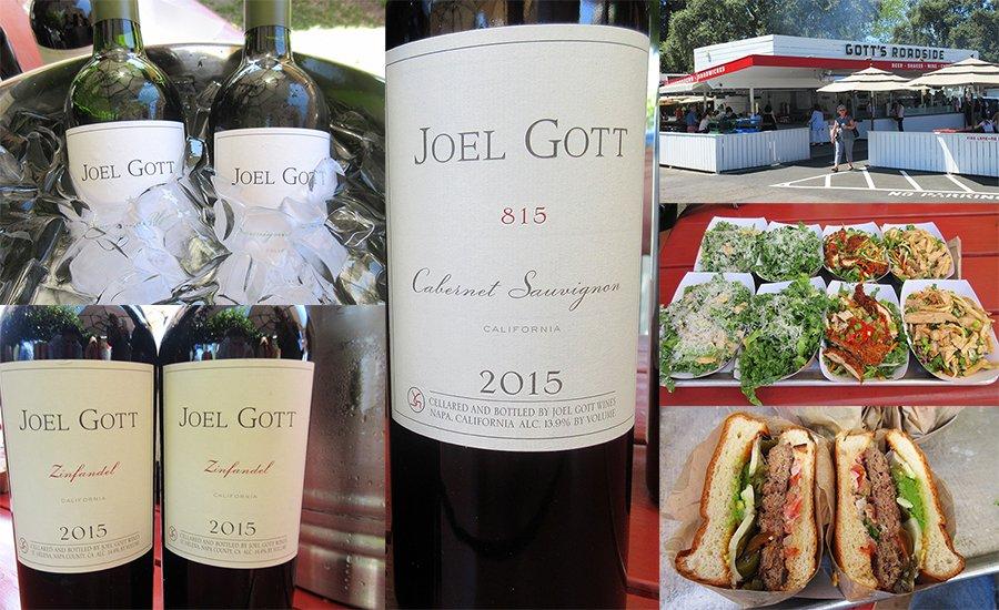Les vins de Sonoma et de Napa en Californie (suite et
