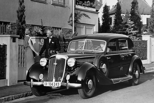 【噂】アウディから、歴史的な高級車ブランド「ホルヒ」の名前が復活?