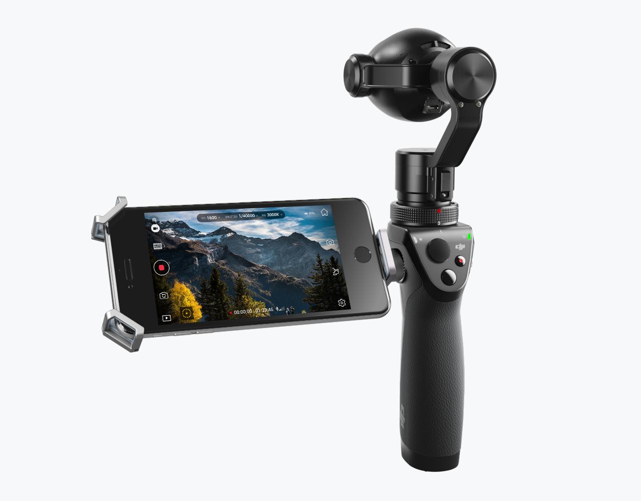 DJI Osmo+ 登场:市面上最好用的云台相机新加了变焦镜头