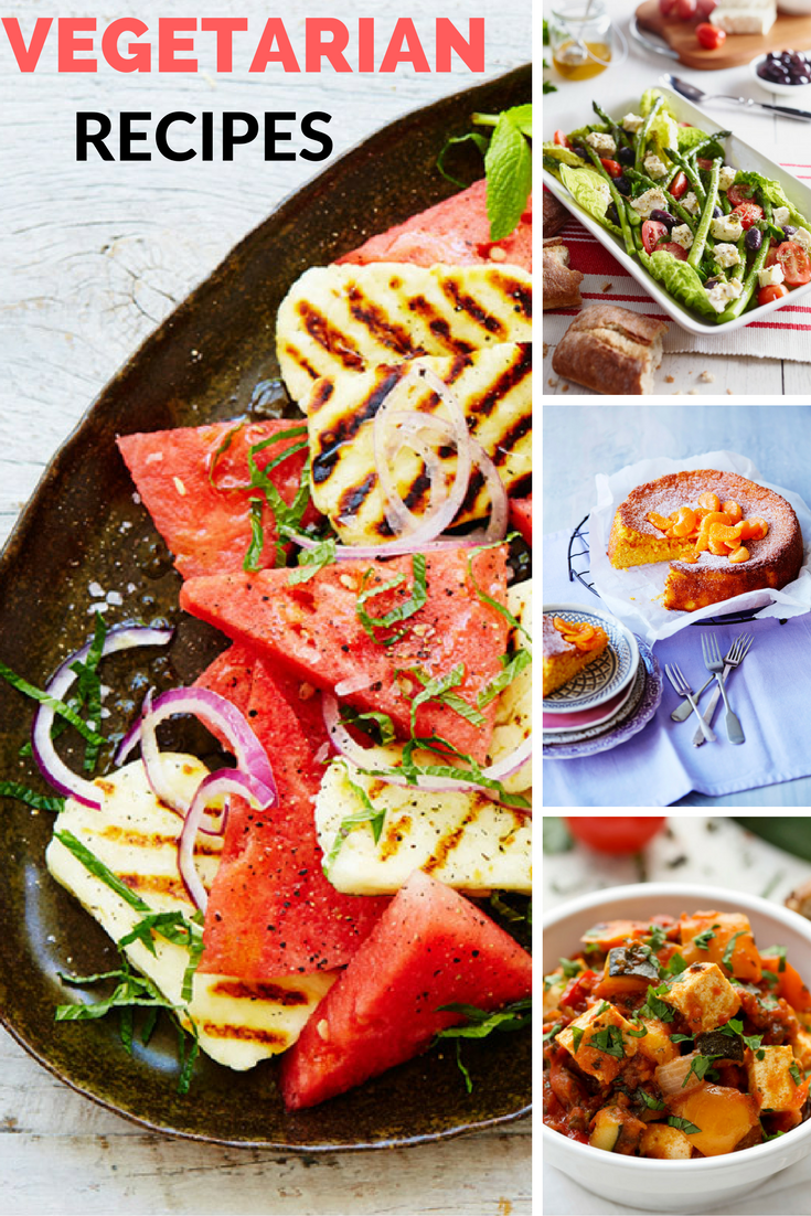 8 Easy Vegetarian Recipes That Will Make You Feel