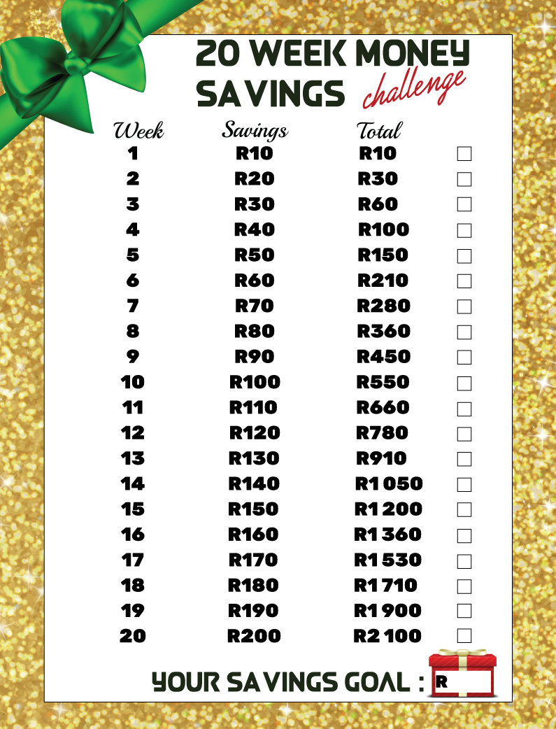 You Can Save Over R2 000 By This Festive