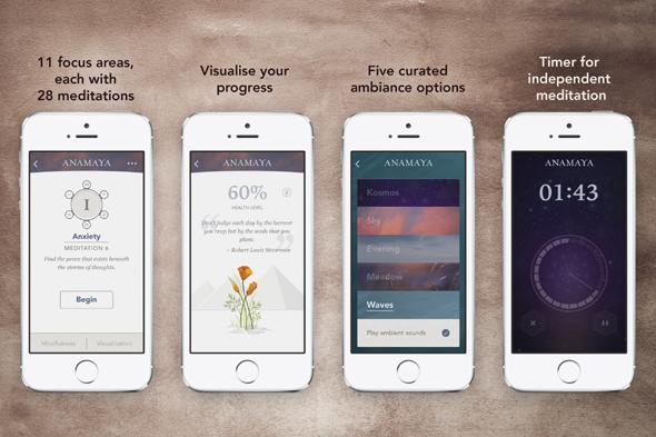 anamaya meditation app
