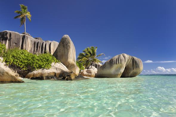 Tropical Island La Digue