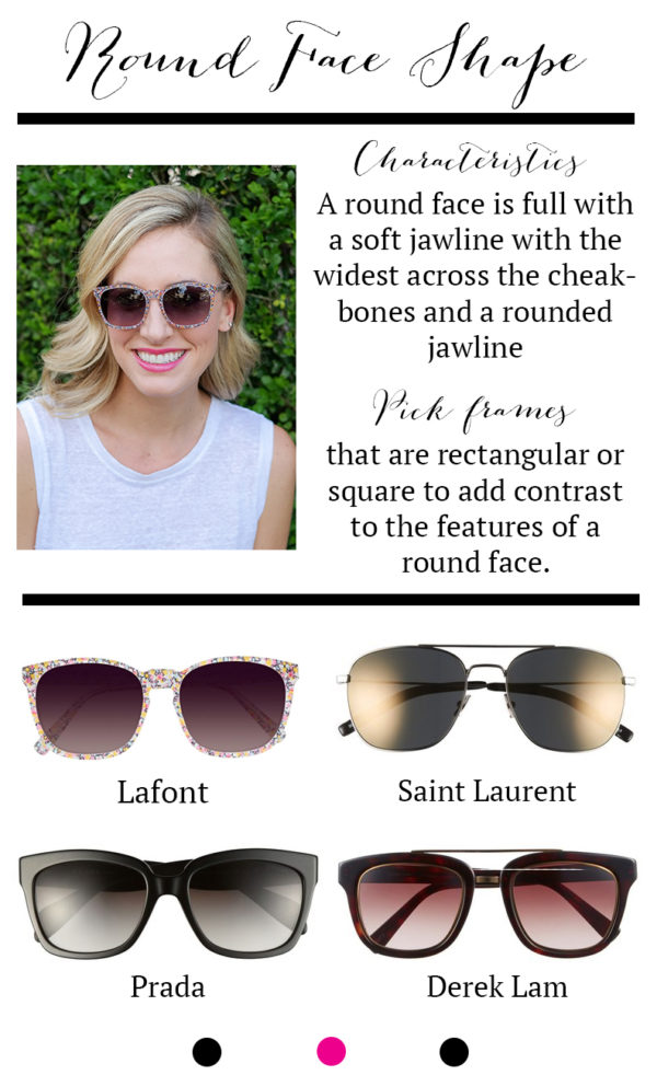 Sunglasses For Fat Face  finding the right sunglasses to fit your face aol lifestyle