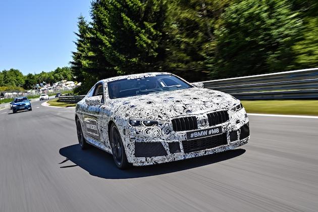 【ビデオ&フォト】BMW、「M8」のプロトタイプを公開 ル・マン復帰も視野に