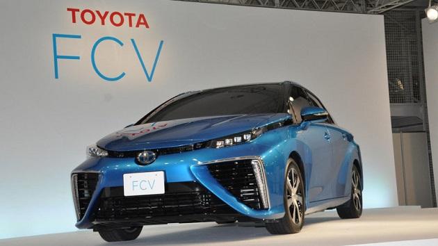 トヨタが電気自動車開発を担う社内ベンチャーを発足
