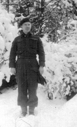 This Canadian Veteran Is Keen To Talk About His Wartime