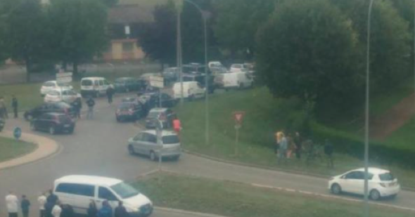 Shooting at traveller camp in France leaves four dead