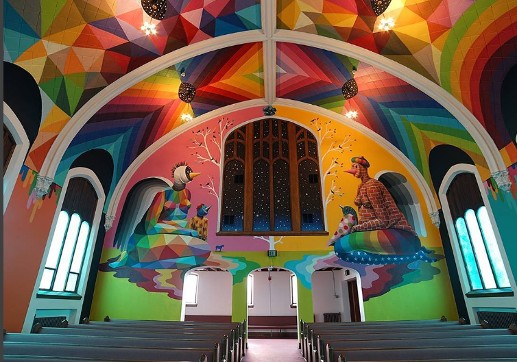A church dedicated to cannabis will open its doors today on 420 malvernweather Images
