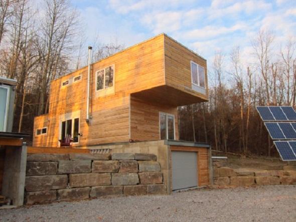 2 story modular home by meka inc