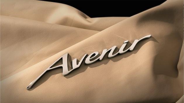 ビュイック、「アヴニール」をモデル名ではなく高級トリムの名称として使用
