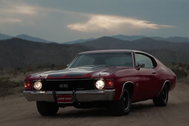 【ビデオ】60年代のシボレーのマッスルカーに魅せられた男性