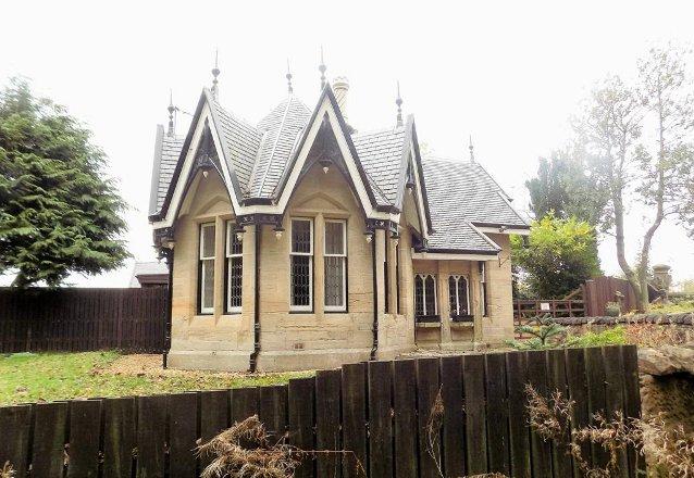 The Carluke cottage