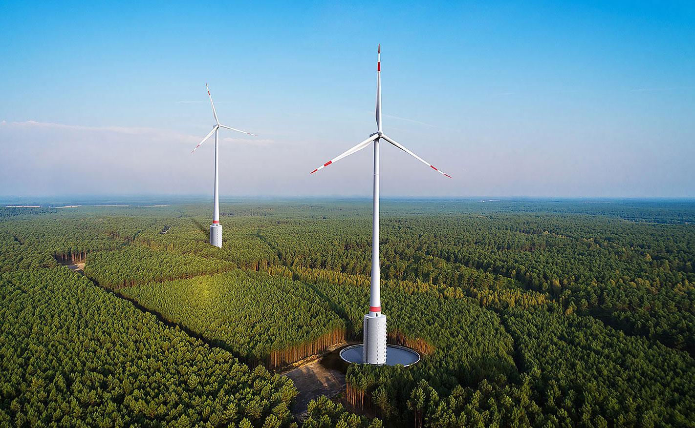 A Hybrid Wind Hydro Turbine