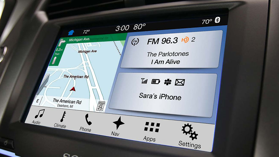 ford drops microsoft and revamps its sync system for more speed rh engadget com ford sync 2 user guide ford sync 3 user guide