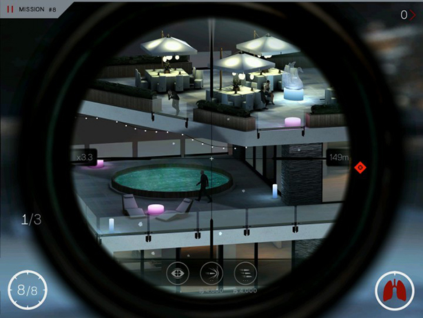 hitman sniper evolves the downloadable pre order bonus for mobile rh engadget com  hitman sniper fuse box location