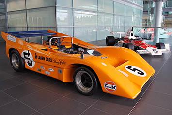 1970 McLaren-Chevrolet M8D Can-Am