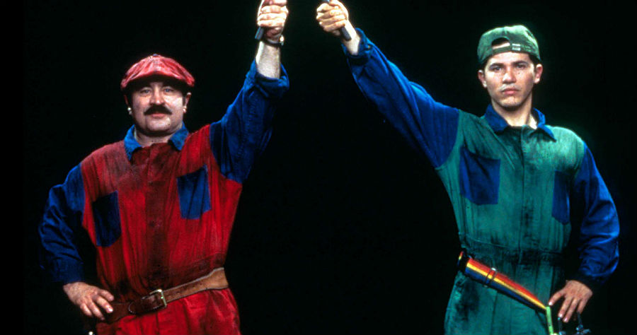 'Super Mario Bros.' Is a Dumpster Fire That's Been Burning Since 1993: Podcast