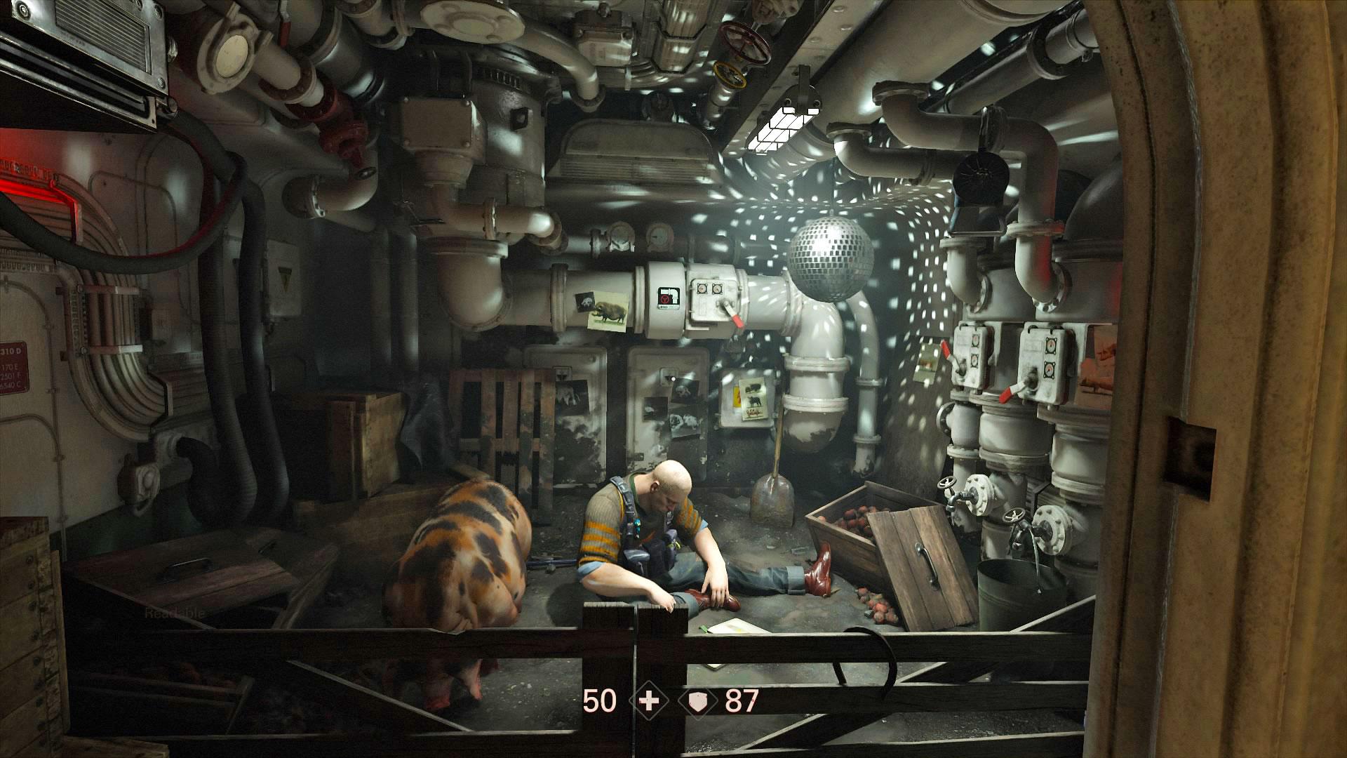 'Wolfenstein II' is definitely not 'Doom'