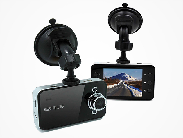 DashCam HiRes Car Video Recorder Camera