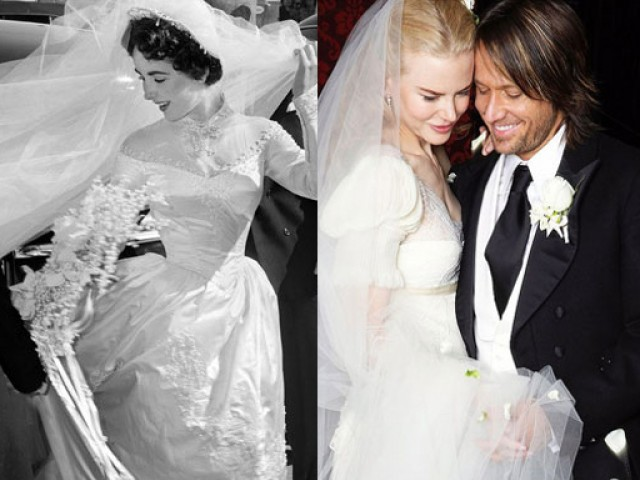 50 most beautiful wedding dresses of all time