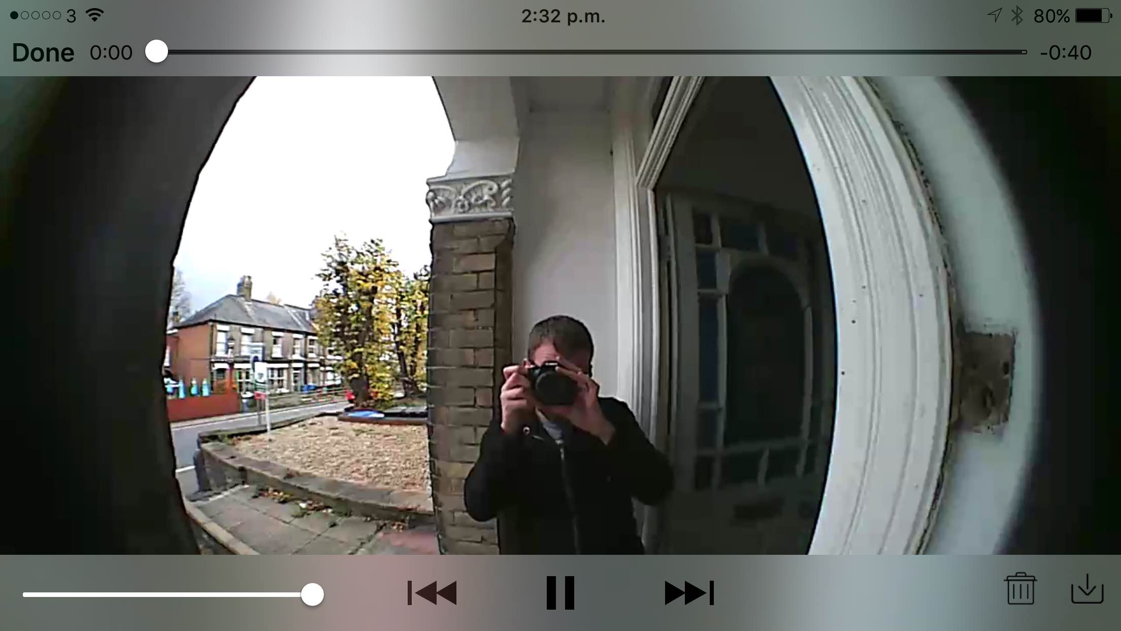 Ring S Video Doorbell Let Me Banish Unwanted Visitors