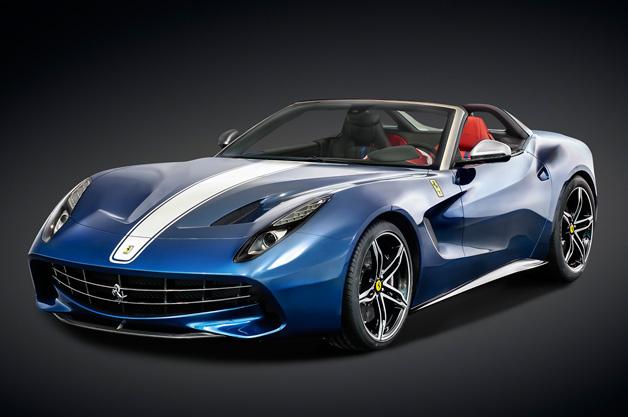 限定10台! フェラーリ、北米専用の特別限定車「F60アメリカ」を発表